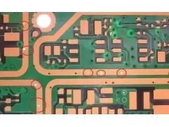 PCB线路板过孔堵上,到底是因为什么?