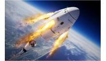 SpaceX在摧毁火箭的同时成功地测试了新飞船的逃生系统