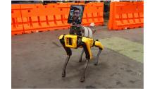 波士顿动力的Spot机器人正在帮助医院远程治疗冠状病毒患者
