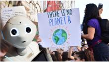 人工智能可以应对气候紧急情况