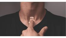 这个传感器通过监测胸腔震动来检测冠状病毒症状
